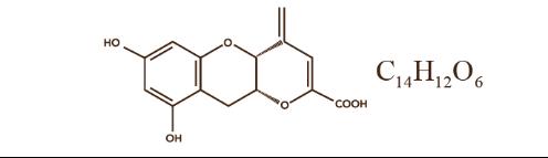 茯茶素化学分子结构式.png